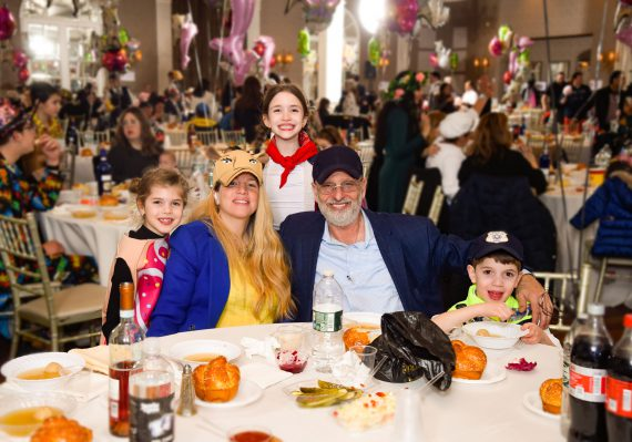 10 Minutes to a Better Purim