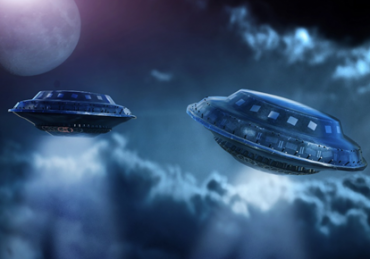 Do UFOs Exist? Picture of UFOs